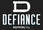 Logo for Defiance Brewery