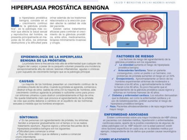 ns cirugía de próstata