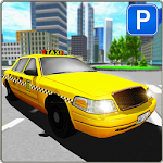 City Taxi Parking Sim 2017 Icon