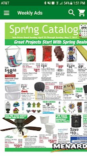 Menards®- screenshot thumbnail