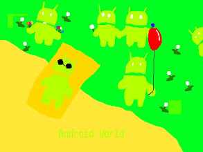 Photo: Android World by Nathan age 10