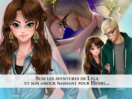 Le Secret d'Henri - Visual Novel français  captures d'écran 1