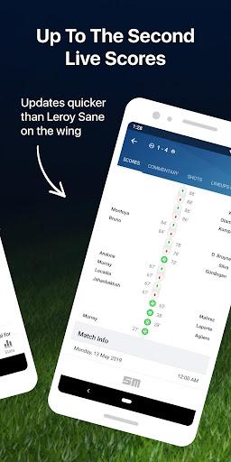 EPL Live: English Premier League scores and stats 8.0.4 Screenshots 2