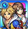 ユウナ&ティーダ