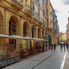 by -. Phooneenix .- - City,  Street & Park  Street Scenes
