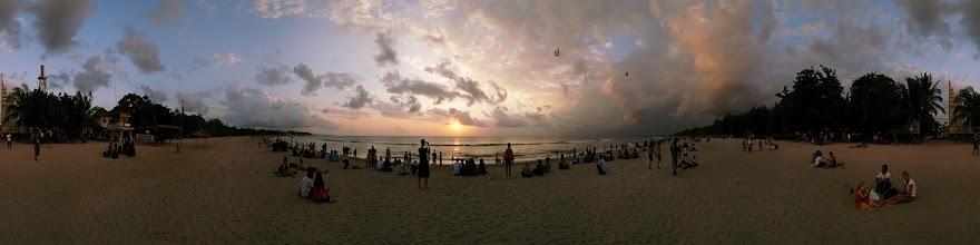 Photo: Indonesia, Bali, Denpasar, Kuta Beach