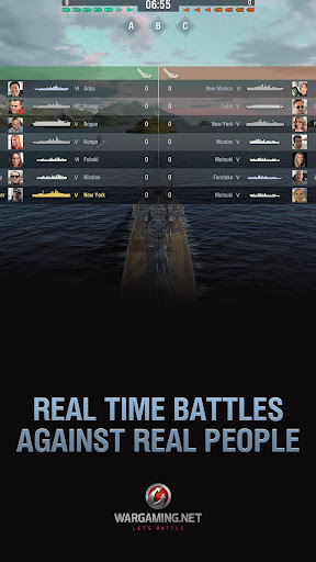 World of Warships Blitz 1.0.0 screenshots 3