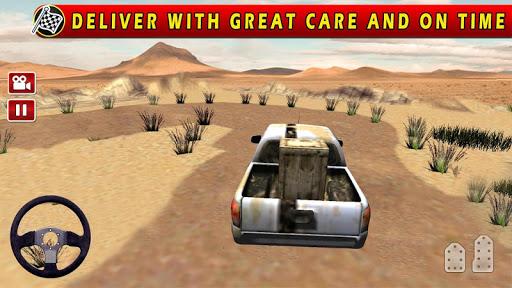 山地 卡车:越野