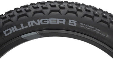 "45NRTH Dillinger 5 Studded Fat Bike Tire: 120tpi 26x4.6"", 258 Concave Studs, Tubeless Ready alternate image 4"