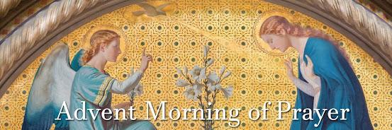 Advent Morning of Prayer