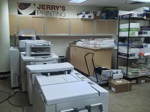 Photo: printing company edina