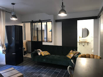 Appartement meublé 2 pièces 29,74 m2