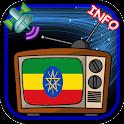Canal de TV on-line Etiópia icon
