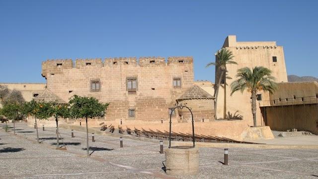 Castillo del Marqués de los Vélez.
