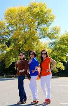Photo: Chống tay đón mùa Thu tới !!!
