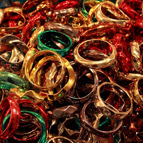 Bangle Tangle by Balaji Mohanam - Artistic Objects Other Objects