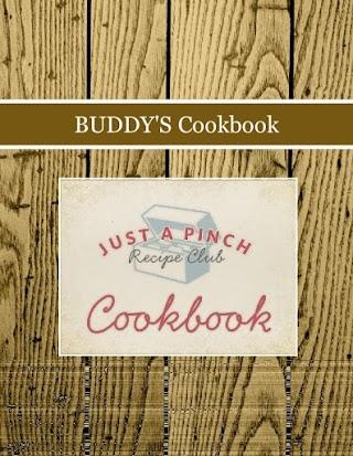 BUDDY'S Cookbook
