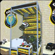 Police Prize Claw Machine Fun