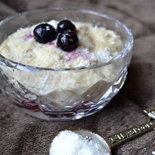 "Coconut Breakfast Porridge [Low Carb ""Oatmeal""] Recipe"