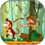 Jungle Monkey Run 1.5 Apk