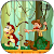 Jungle Monkey Run file APK Free for PC, smart TV Download