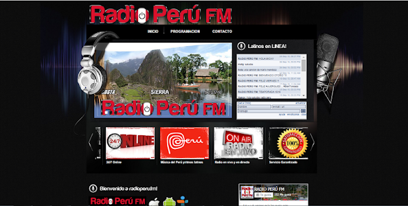 Radio Peru Fm screenshot 5