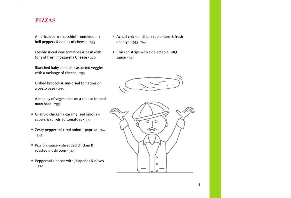 Mishmash menu 23