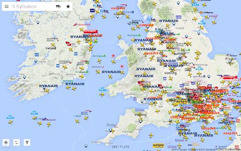 11 Flightradar24 - Flight Tracker App screenshot