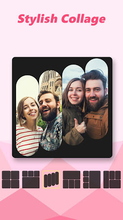 Selfie Camera with Candy Frame 1.6.5 screenshot 312234