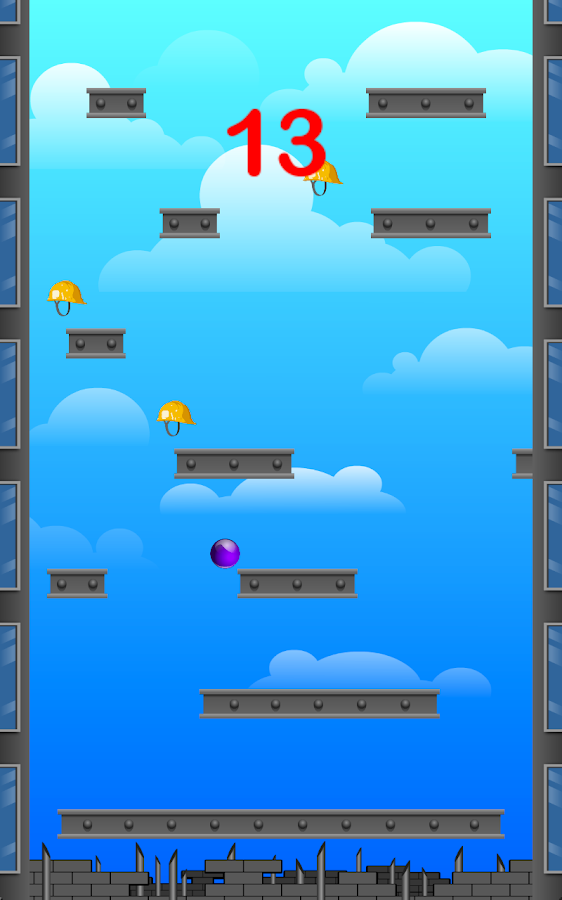 Up Up And Away- screenshot