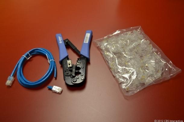 thiết bị cần thiết để bấm đầu bấm cáp mạng 1