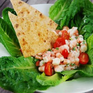 Creamy Shrimp Salad.