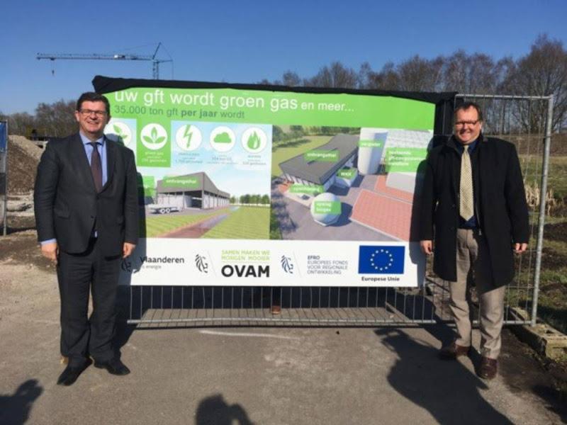 ENERGIE – Biomethaan als alternatief voor aardgas