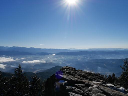 物見岩から展望2