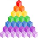 Word Stairscase icon