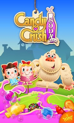 Candy Crush Soda Saga 1.71.3 - Screenshot 5