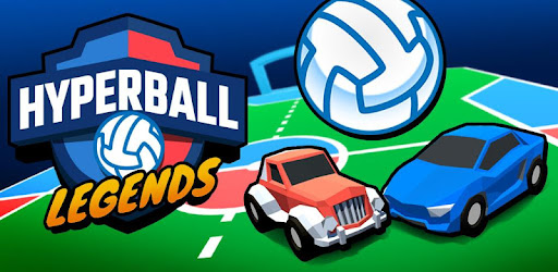 Become a Legend in this Online Multiplayer Car Ball Game
