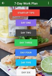 Keto Diet Recipes - náhled