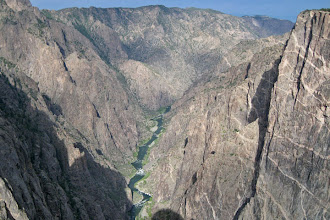 Photo: Black Canyon of the Gunnison NP