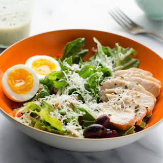 Marinated Chicken Salad.