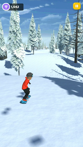 Télécharger Gratuit Shred The Gnar APK MOD (Astuce) screenshots 1