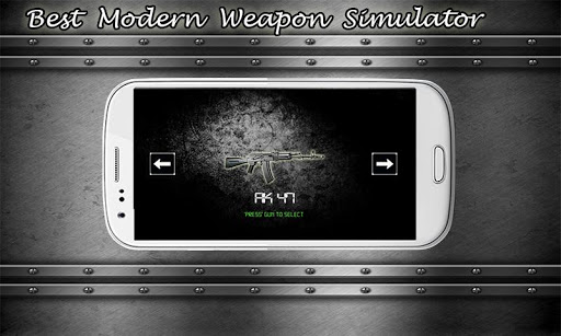Modern Weapon Simulator