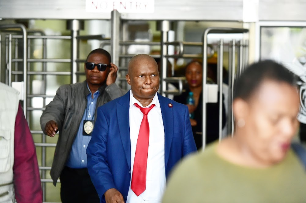 Court delay as Mongameli Bobani's lawyers remove judge's papers - HeraldLIVE