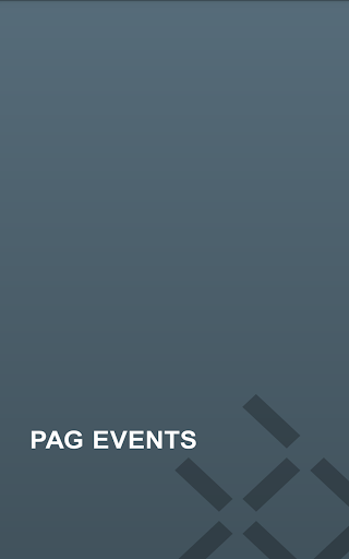 PAG Events