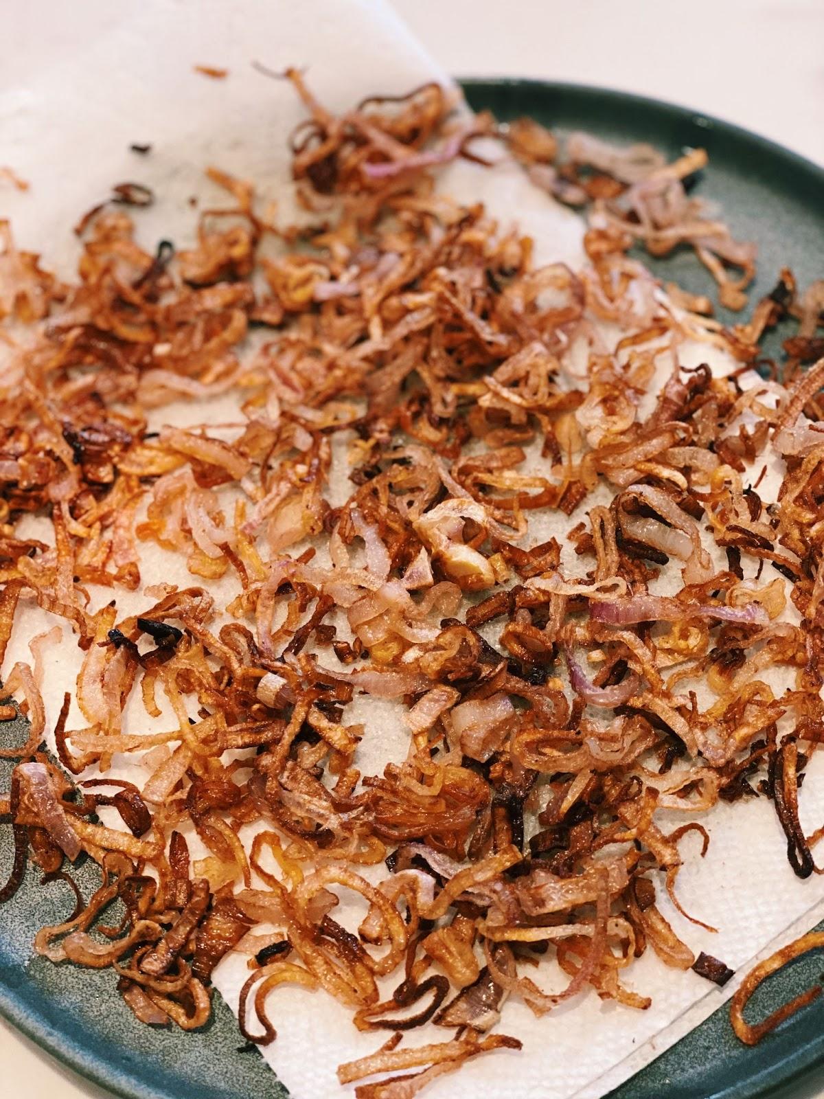 fried shallots