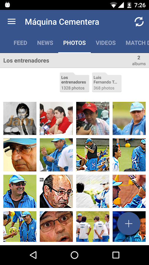 Maquinacementera Cruz Azul Fan- screenshot
