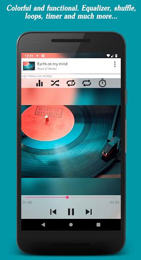 Invenio Music Player 1.3.75 screenshots 2