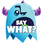 say WHAT? Cold and Hilarious card game APK icon