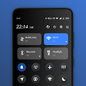 Power Shade: Notification Panel & Quick Settings icon
