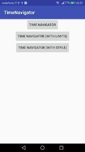 Time Navigator - náhled
